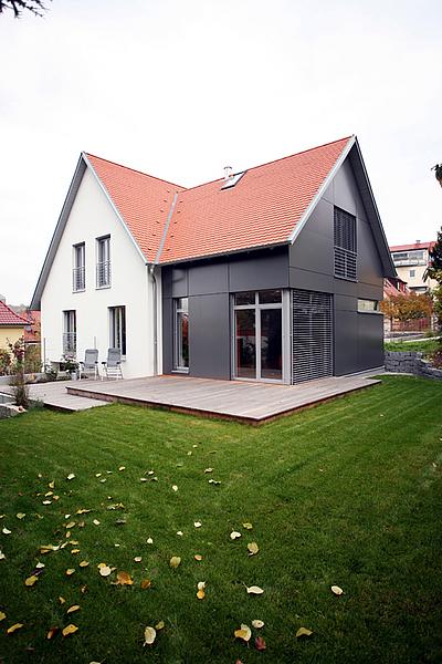 sieker architekten 106 anbau. Black Bedroom Furniture Sets. Home Design Ideas